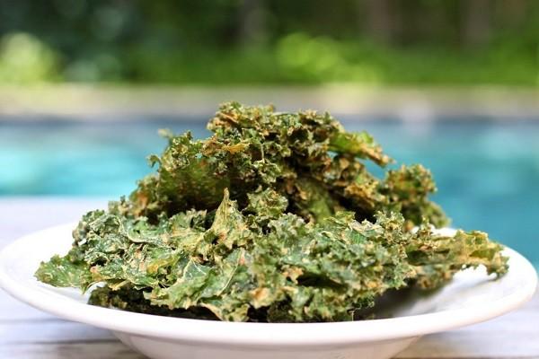Kale Chips, Cita Rasa Keripik Dengan Sensasi Berbeda