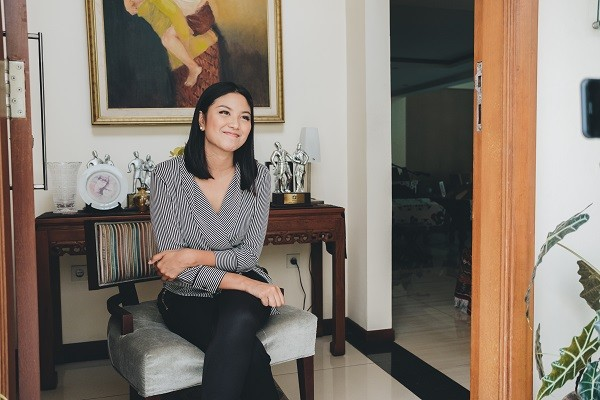 Passion & Kegiatan Nulis Buku Zivanna Letisha Siregar