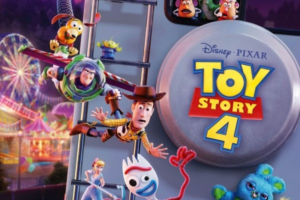 1. Toy Story 4