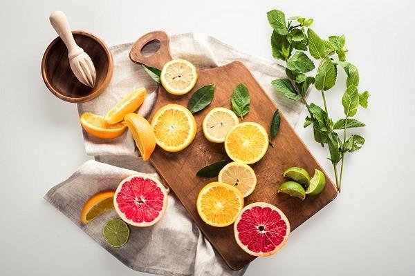 3. Manfaat Buah-buahan Sitrus