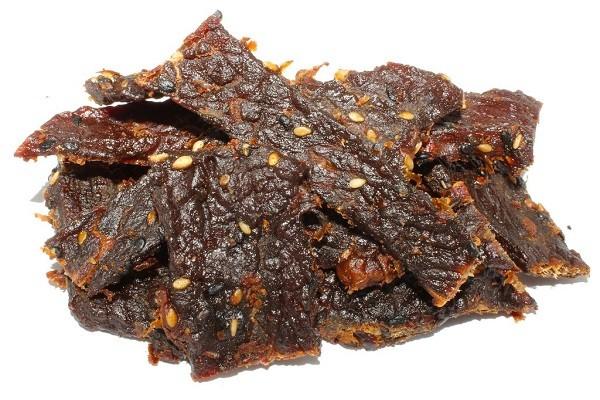 Jerky, Cemilan Kaya Protein dari Jamur