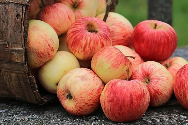 Tak Hanya Kaya Akan Vitamin, Apel Juga Berikan Manfaat Untuk Memutihkan Gigi
