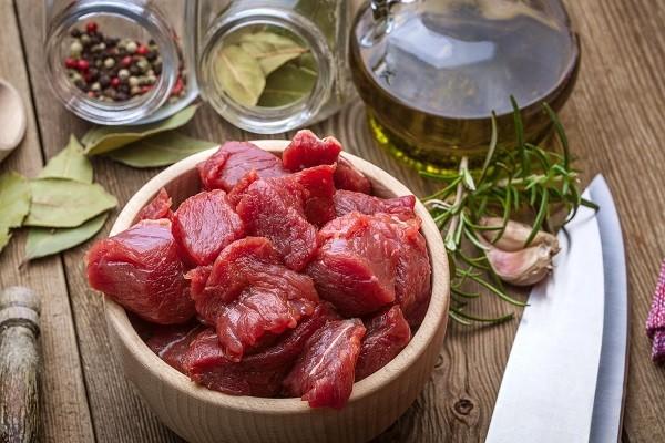 Daging Langsung Dimasak Di Dalam Kuah