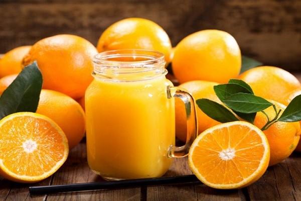 Jus jeruk, Jus Nikmat Kaya Vitamin C Untuk Ibu Hamil