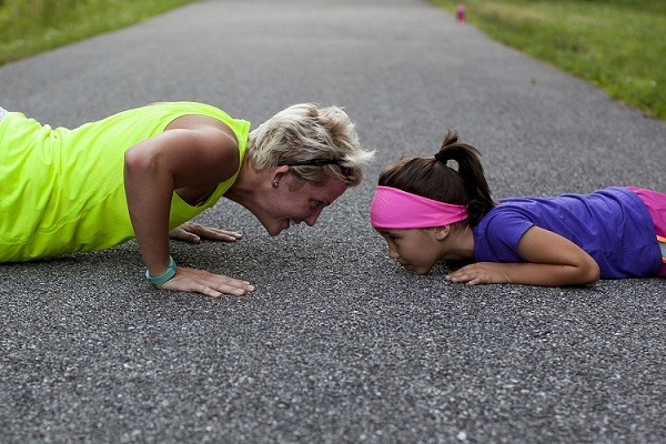 Ajarkan Anak-Anak Kebiasaan Sehat Sejak Dini