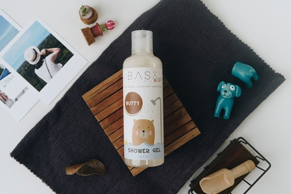 Basa Kids Shower Gel Nutty, Produk Harbolnas 2018 yang Jaga Kecantikan dan Kebersihan Tubuh Bayi dan Si Kecil, 100 Ribu
