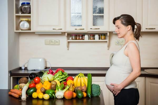 Diet Sehat Saat Kehamilan Bisa Menurunkan Kemungkinan Bayi Terkena Alergi Makanan