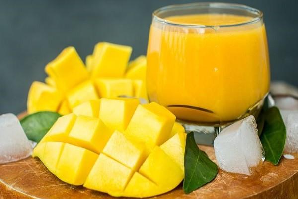 Jus Mangga, Kenikmatan Vitamin Dalam Sajian Manis Asam yang Sedap