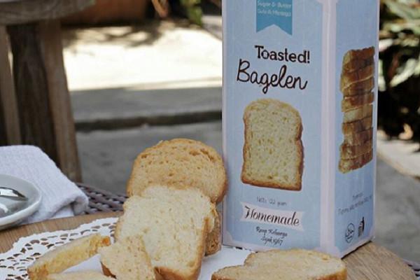 Suka yang Bertekstur Seperti Roti? Toasted! Bagelen Harus Kamu Coba! Kisaran Harganya 20 ribu - 32 ribu