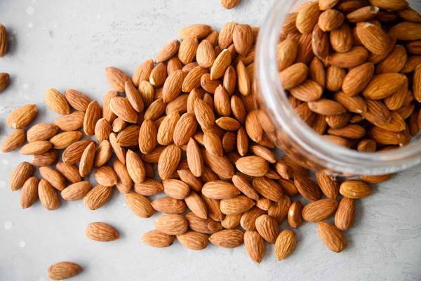 Almond Merupakan Sumber Protein Untuk Pertumbuhan Janin