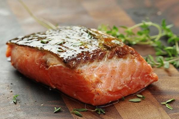 Tuna dan Salmon