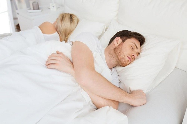 Perbaiki Posisi Tidur Ke Posisi Lebih Nyaman