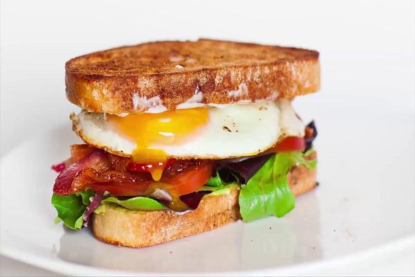 Healthy Delicious Sandwich