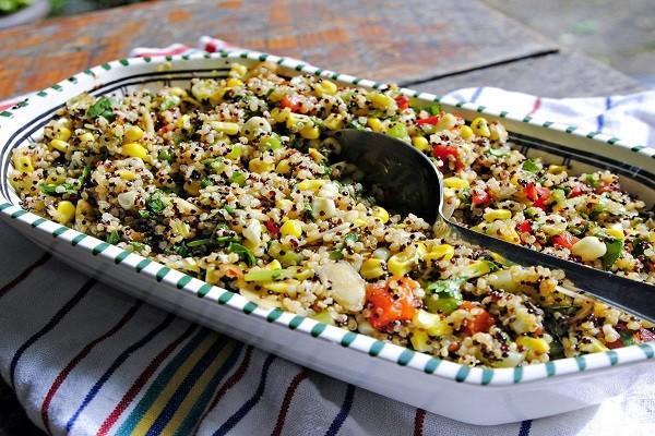 Manfaat Quinoa Untuk Ibu Hamil