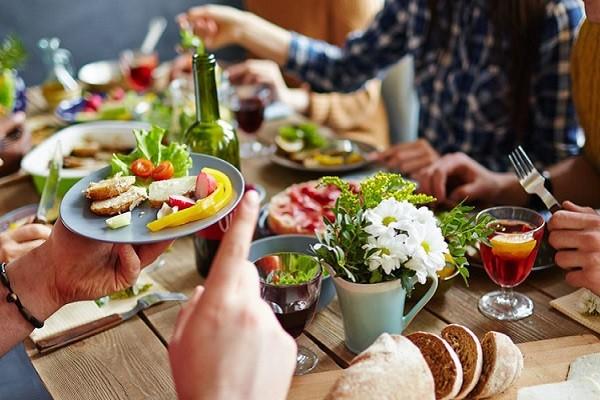 Ubah Kebiasaan Makan Lebih Jadi Sering Dengan Asupan yang Lebih Sedikit