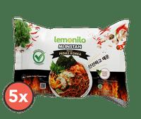 Paket Mie Instan Rasa Pedas Korea Isi 5 Pcs - Lemonilo