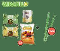 Paket Mie Kuah dan Cemilan GRATIS Sumpit Lemonilo - Wiranilo
