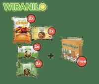 Paket Mie & Chimi Ubi GRATIS Buku Cerita Anak - Wiranilo