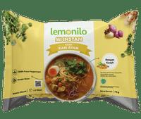 Mie Instan Kuah Rasa Kari Ayam | Lemonilo