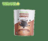 Lemonilo Brownies Crispy Rasa Chocochips 40 gr - Wiranilo