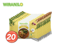 Paket Lemonilo Mie Instan Kuah Rasa Kari Ayam Isi 20 Pcs - Wiranilo