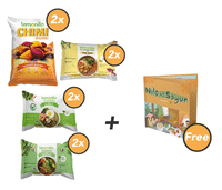Paket Mie & Chimi Ubi GRATIS Buku Cerita Anak