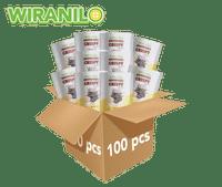 100 pcs Brownies Crispy Rasa Keju - Wiranilo