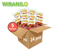 5 Karton (Isi 24) Chimi Ubi Rasa Jagung Balado - Wiranilo