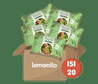 Paket Lemonilo Mie Instan Kuah Rasa Ayam Bawang Isi 20 Pcs