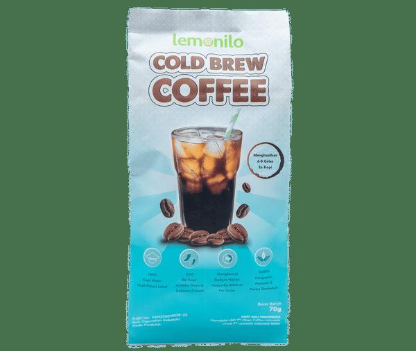 Cold Brew Coffee | Lemonilo 0