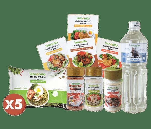 Paket Sembako Sehat 1 0