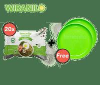 Paket Mie Goreng Isi 20 GRATIS 2 Piring - Wiranilo