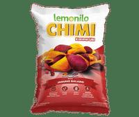 Keripik Ubi Chimi Rasa Jagung Balado 40 gr | Lemonilo