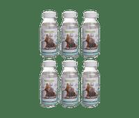 LemoniloBox 100% Organic Extra Virgin Coconut Oil (VCO) 100 ml (Pack of 6)
