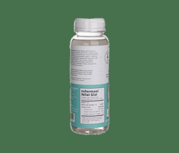 LemoniloBox 100% Organic Extra Virgin Coconut Oil (VCO) 250 ml (Pack of 6) 1