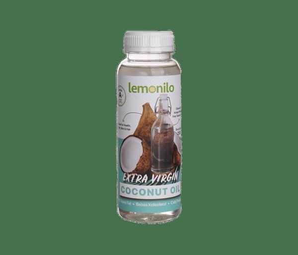 LemoniloBox 100% Organic Extra Virgin Coconut Oil (VCO) 250 ml (Pack of 6) 3