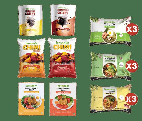 Paket Sembako Sehat 4 0