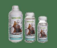 Paket Komplit Lemonilo 100% Organic Extra Virgin Coconut Oil (VCO)