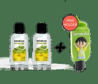 Beli 2 Hand Sanitizer Naturizer Lemongrass Gel 50 ml GRATIS 1 Holder